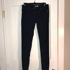 Size 5 dark wash jeans